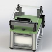 Mechanical Test Fixture Kit 0608 <span class='t-sub'> Single, no handles</span>