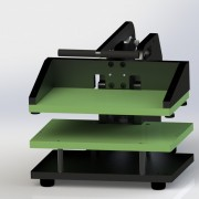 Flip Top Mechanical Press <span class='t-sub'> 7540 Press Closed</span>