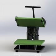 7540 Flip top mechanical press <span class='t-sub'> open</span>
