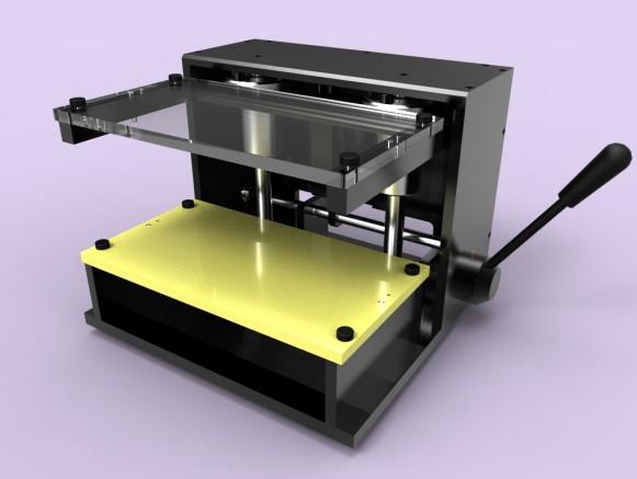 Mechanical Press 9560 (open press)