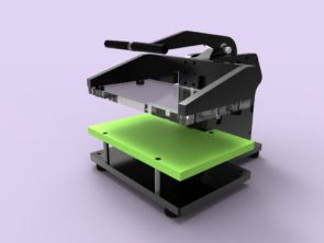 Flip Top Press Fixture Kit