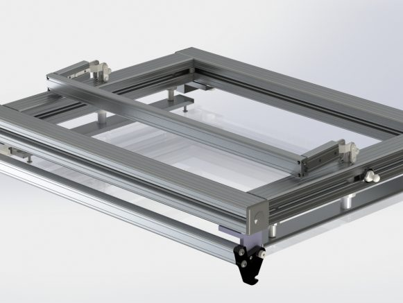 Z-AXIS ACTUATOR FOR FIXTURE KITS
