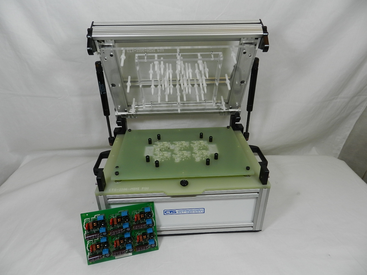 Z-Axis Test Fixture Kit - 1612