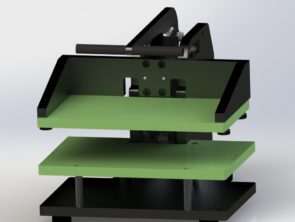 Flip Top Press Fixture Kit
